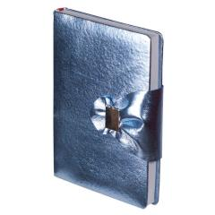 Ежедневник недатированный Buromax Clutch, Голубой BM.2034-14