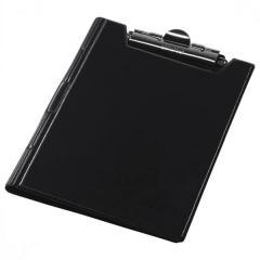 Клипборд-папка Panta Plast А5, PVC, черный (0314-0005-01)
