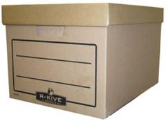 Box for archival boxes of Basics from Fellowes