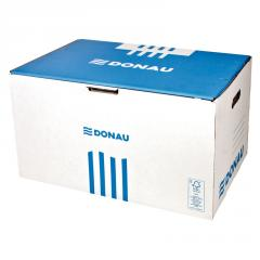 Box for archival boxes of Donau Front, blue (7667301PL-10)