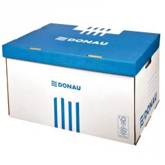 Box for archival boxes of Donau TOP, blue (7665301PL-10)