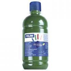 Paints finger-type Milan of 500 ml green (ml.031660)