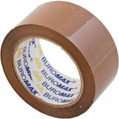 Лента клейкая упаковочная Buromax (BM.7011)
