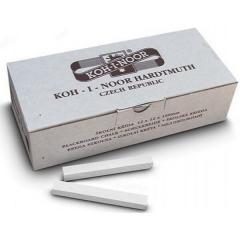 White chalk Koh-I-Noor, 100 pieces (kh.111502)