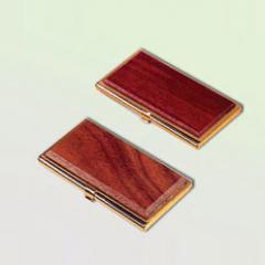 Металлический Bestar футляр для визиток