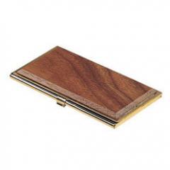 Металлический футляр для визиток Bestar