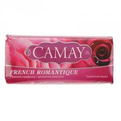 Toilet soap CAMAY 5kh75g French Romantique