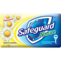 Toilet soap SAFEGUARD 90 of Camomile