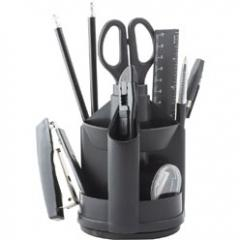 Sets of desktop accessories