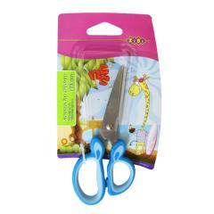 Ножницы детские с резиновыми вставками на ручках Zibi (ZB.5011)