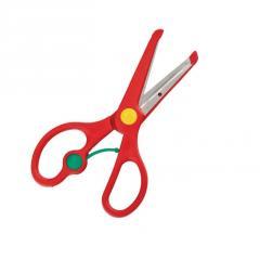 Ножницы детские Zibi, с возвратным механизмом, 135мм