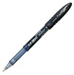 Ручка гелевая UNI FANTHOM ERASABLE GEL 0.7мм, черная (UF-202.Black)
