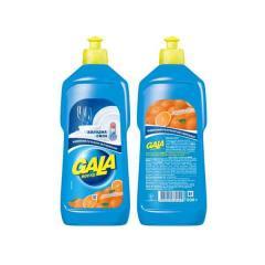 Средство для мытья посуды Gala 500мл Апельсин