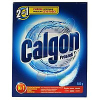 Means from a scum for the CALGON 2 in 1, 500