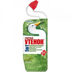 The means cleaning for a toilet the Toilet Duckling of 5-v-1 500 ml Forest freshness