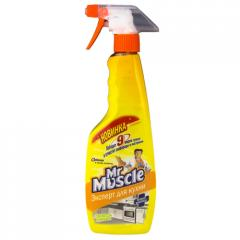 The means cleaning the Expert for kitchen Mr. Muskul with a ml spray 500 Freshness of the Lemon