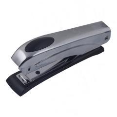 Степлер металлический Buromax 20 л. (скобы №24- 26) серебрянный (BM.4250-24)