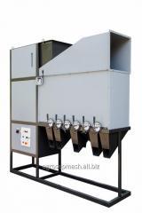 Separator grain Agrosepmash of ISM-100