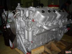 YaMZ-240 engines for the K-701 tractor