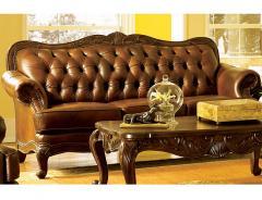 Перетяжка, ремонт кожаной, мягкой  мебели