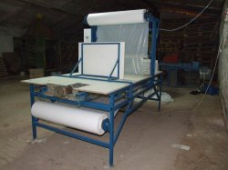 Lines for production of polyfoam