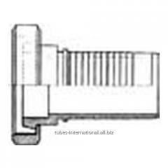 Соединение с гайкой DIN 11851