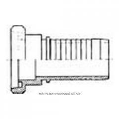Соединение с наружной резьбой сталь AISI 316 DIN 11851
