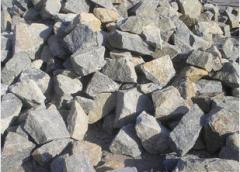 Камень бутовый 300х600. Цена 40 грн. за 1 тонну.