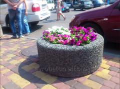 Бетонные цветочницы Мальва