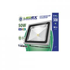 Светодиодный прожектор LEDEX 50W RGB STANDART
