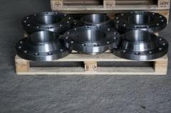 Flange steel butt-weld GOST12821