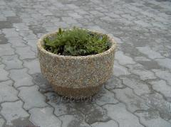 Flowerpot FIESTA