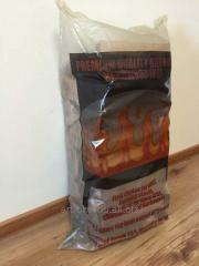 Dry firewood in exclusive polyethylene package, 10