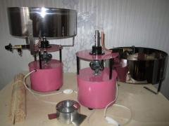 The device for preparation of cotton candy usv-4