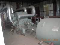 Steam condensation turbine P 2/6,3-2,4/0,5 KTZ