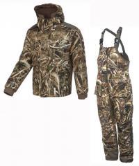 Одяг для зимового полювання