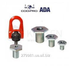 Carving adapters for CodiPro eye bolts