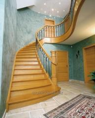 Elite spiral staircases for the house