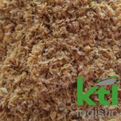 Bran wheaten granulated