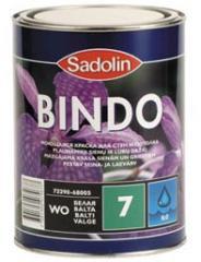 Краска Sadolin (Садолин) Bindo 7 на водной основе