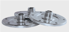 Flange for a tank 25 nerzh