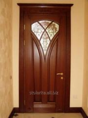 Interroom doors from a tree it is inexpensive