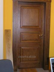 Новые деревянные двери межкомнатные