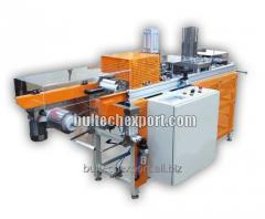 Thermoforming automatic machine for production of