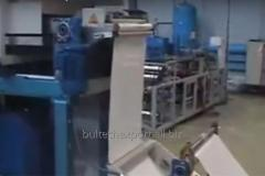 Thermoforming machines for production of one-time