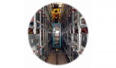 Автоматизированная система управления складом