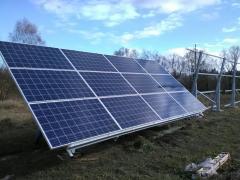 Ищу инвестора для строительства солнечной электростанции 5 мегаватт