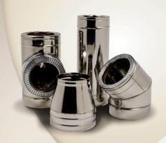 Конус с теплоизоляцией: н / оц, диаметр (ф200 / 260)