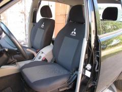 Automobile covers for seats of salon