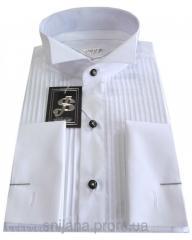 Рубашка мужская классическая под бабочку №10/150